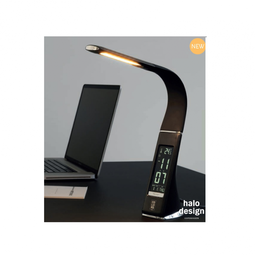 Watch and Light bordlampe Halo Design 2