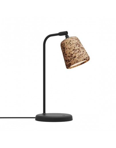 Material bordlampe Mixed Cork New Works