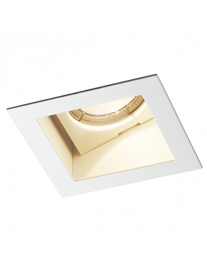 Plane 2 hvid downlight Light-point (restparti)