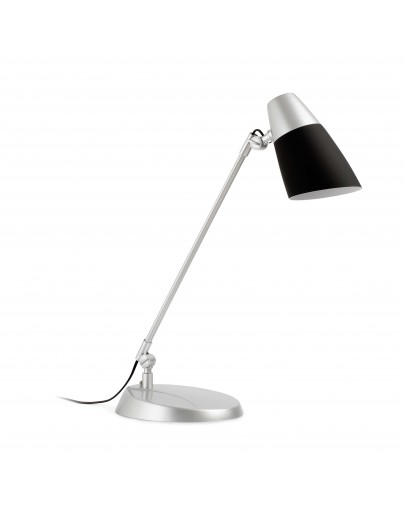 Elba bordlampe i sort