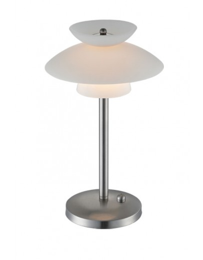 Dallas bordlampe midi opal halo tech