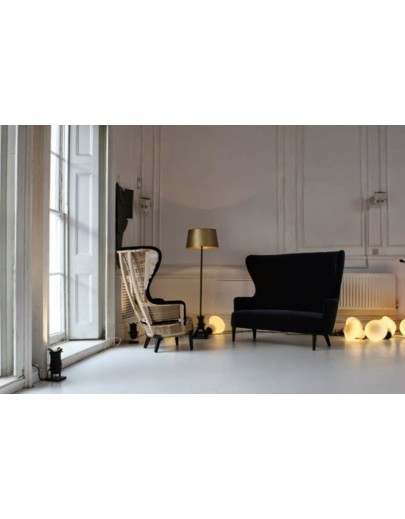 Base brass floor gulvlampe Tom dixon