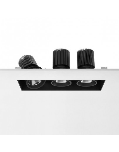 Battery No Trim small 3L downlights Antares
