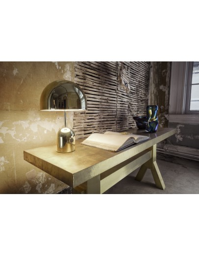 Bell Table i messing fra Tom Dixon