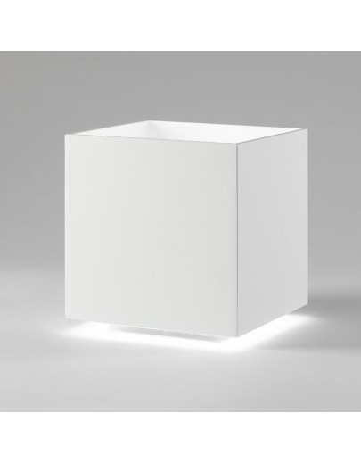 Cozy square table hvid LED bordlampe Light-point