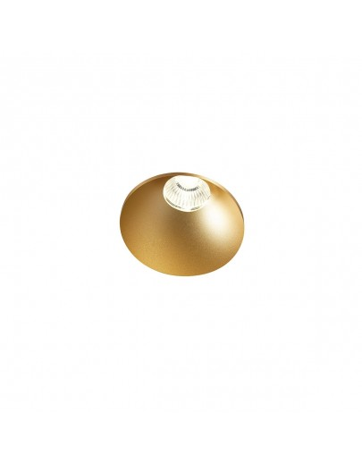 Curve round trimless sort LED downlight Light-point