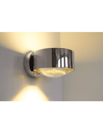 puk maxx wall krom væglampe top-light 2