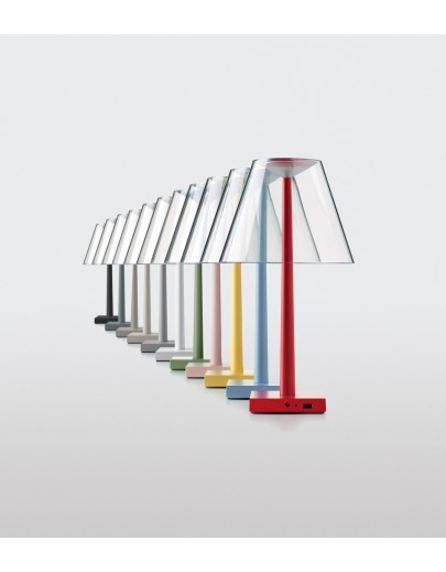 Dina+ transportable bordlampe  Rotaliana