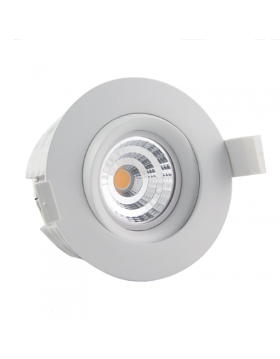 Adél downlight LED Ra99 9W Soft dæmp 2000 - 3000K 540Lm Lamper 4U