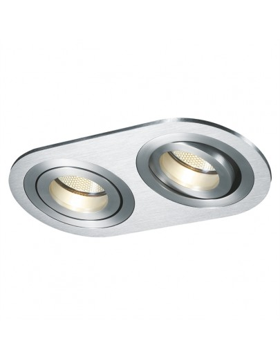 Spinter Oval mini 12V downlight Light-point