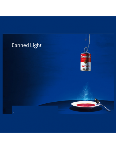 canned light pendel ingo maurer