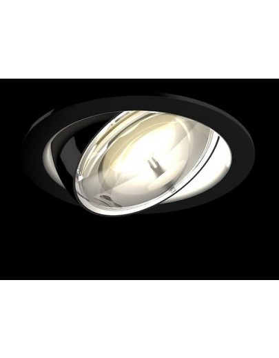 Piú piano (Restparti) sort downlight Occhio