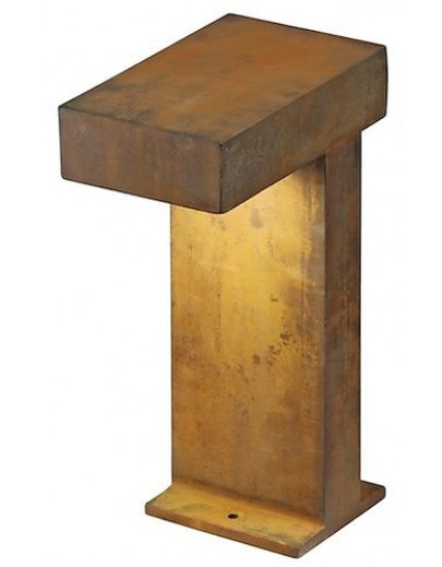 Rusty Pathlight pullert corten SLV