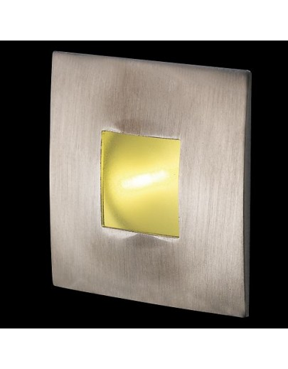 Led's Step Square / hvid illumina