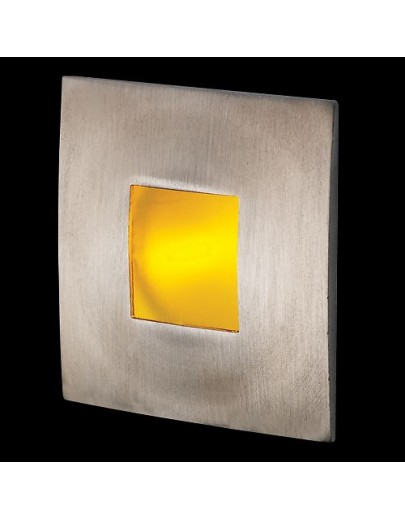 Led's Step Square / gul illumina