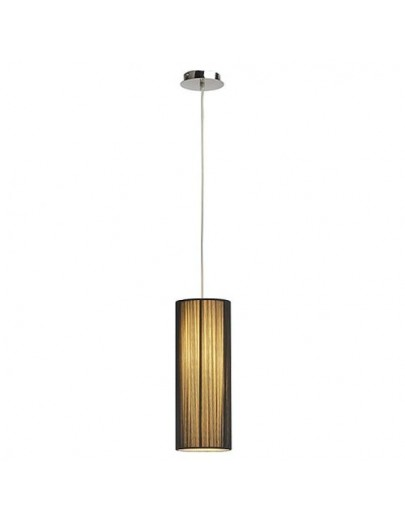 Lassoni pd-2 pendant pendel sort SLV