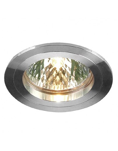 Slim GU10 downlight - Aluminium - SLV