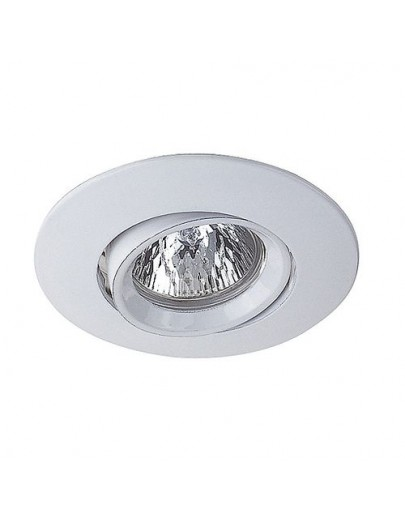 Austraturn - downlight - hvid - SLV