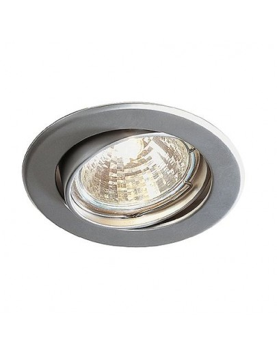 Mr16 sp downlight sølvgrå downlight SLV