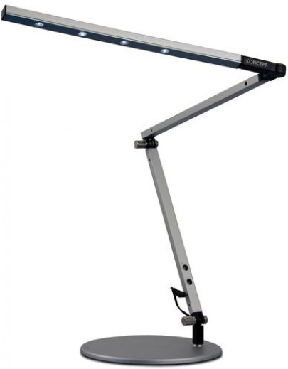 Z-Bar bordlampe aluminium koncept