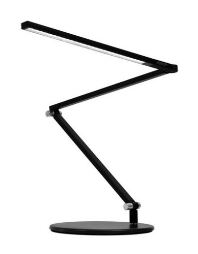 Z-Bar mini sortbordlampe koncept