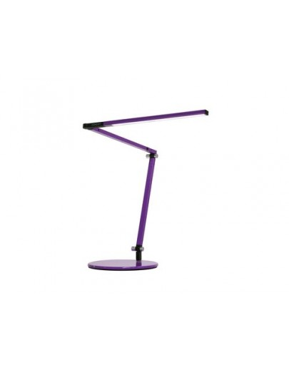 Z-Bar mini bordlampe lilla koncept