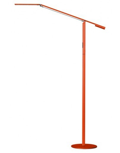 Equo gulvlampe orange Koncept