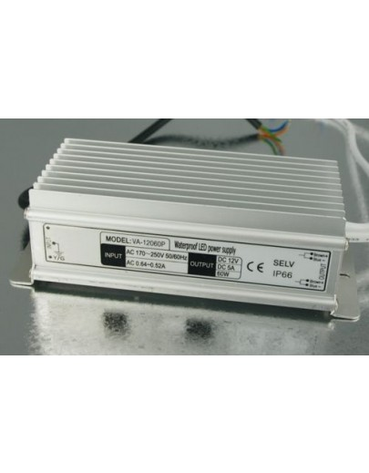Driver/Transformer 60W (IP65)