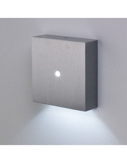 Mini led square væglampe illumina