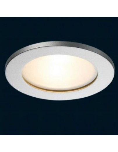 Moon round IP44 downlight Light-point