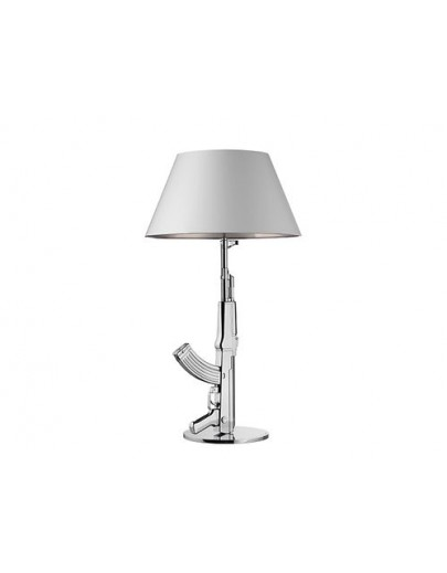 Gun Table - krom bordlampe flos