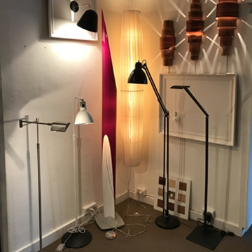 Showroom i Hørsholm